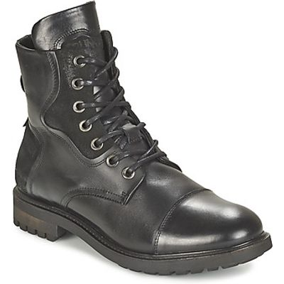 Bunker  RESCUE  men's Mid Boots in black