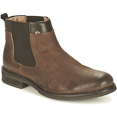 Coqueterra  ARMY  men's Mid Boots in brown