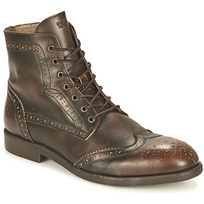 Coqueterra  DON  men's Mid Boots in brown
