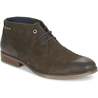 Tom Tailor  REVOUSTI  men's Mid Boots in brown