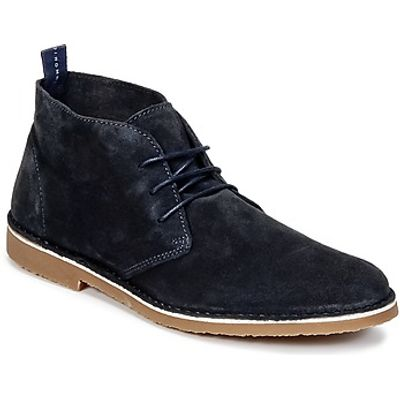 Selected  ROYCE NEW  men's Mid Boots in blue