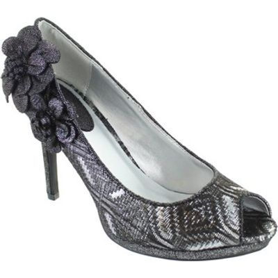 Ruby Shoo  Donna  women's Court Shoes in Silver