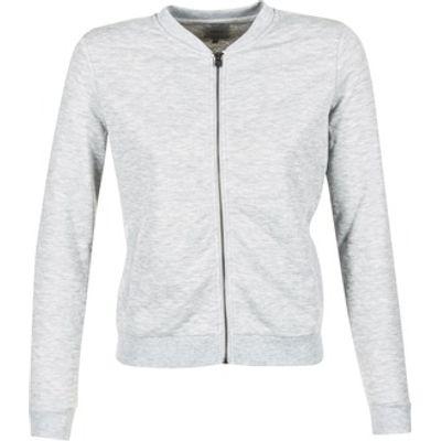 Only  JOYCE BOMBER  women's Sweatshirt in grey