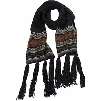 Essentiel  ZILE  women's Scarf in black