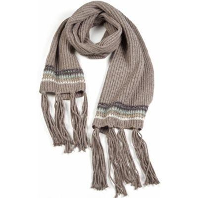 Essentiel  ZALEDA  women's Scarf in grey