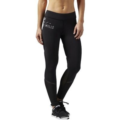 Reebok Sport  LM Bonded Tight  women's Tights in black