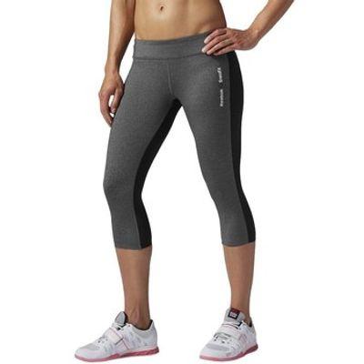 Reebok Sport  Rcf Chase Capri  women's Tights in multicolour