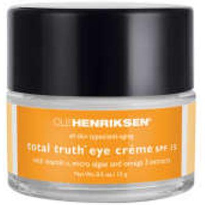 Ole Henriksen Total Truth Eye Creme SPF15 15ml