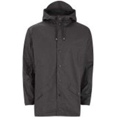 RAINS Jacket - Black - XXS-XS