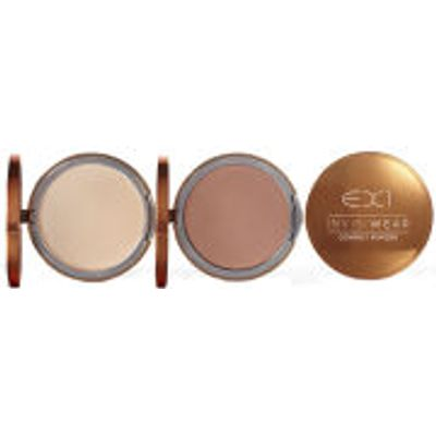 EX1 Cosmetics Invisiwear Compact Powder 9.5g (Various Shades) - P200
