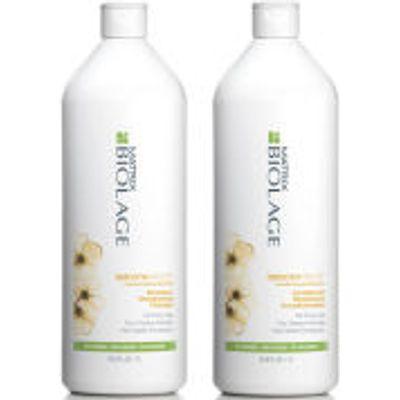 Matrix Biolage SmoothProof Shampoo and Conditioner (1000ml)