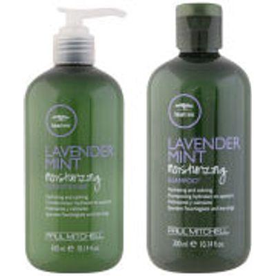 Paul Mitchell Tea Tree Lavender Mint Duo- Shampoo & Conditioner