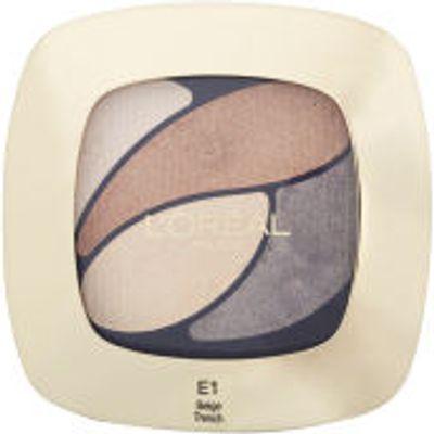 L'Oreal Paris Colour Riche Quad E1 Timeless Beige