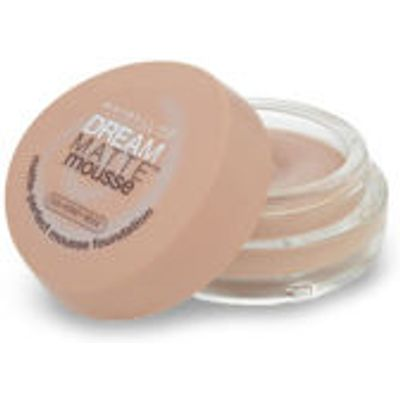 Maybelline New York Dream Matte Mousse Foundation - Various Shades - Sun Beige (048)