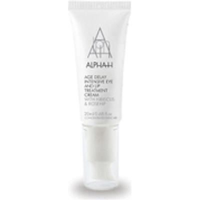 Alpha-H Age Delay Intensive Eye & Lip Treatment Cream 20ml