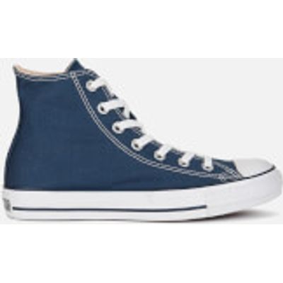 022859552677 | Converse Chuck Taylor All Star Canvas Hi Top Trainers   Navy   UK 6 Store