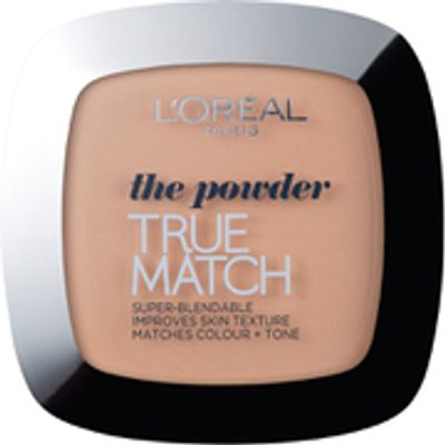 L'Oréal Paris True Match Powder Foundation (Various Shades) - Rose Beige