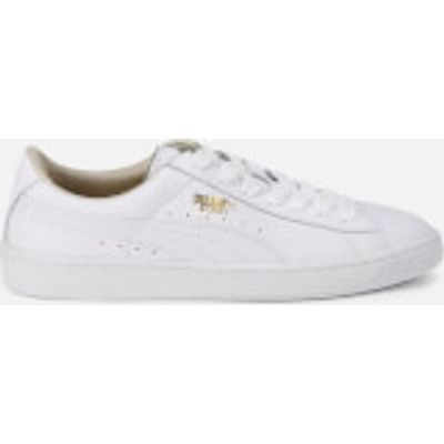 Puma Men's Basket Classic Trainers - White - 11 - White