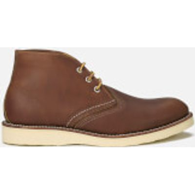 Red Wing Men's Chukka Leather Boots - Oro-iginal - UK 6/US 7 - Tan