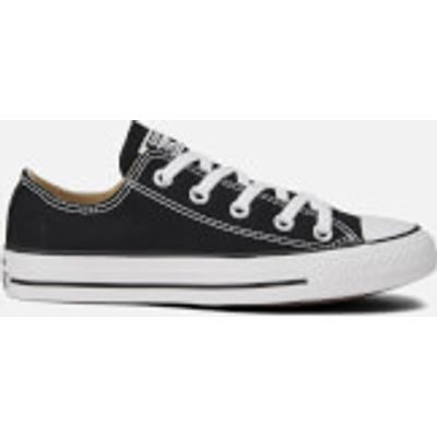 Converse Chuck Taylor All Star Ox Canvas Trainers - Black - UK 6