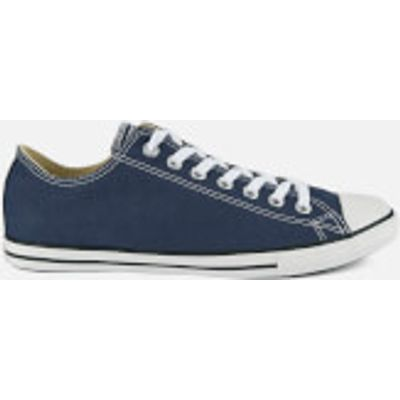 Converse Men's Chuck Taylor All Star Lean OX Trainers - Navy - 7 - Navy