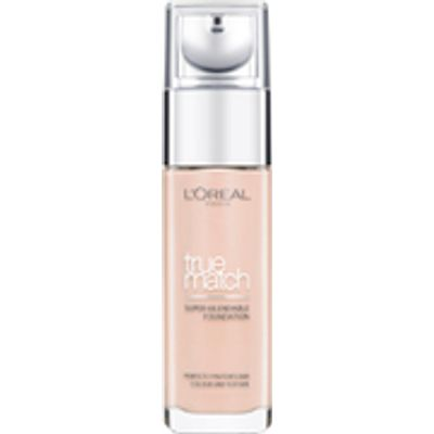 L'Oreal Paris True Match Foundation (Various Shades) - Rose Ivory