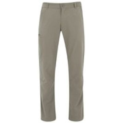 Craghoppers Men's Kiwi Trek Water Repellent Trousers - Beach - W30/L31 - Beige
