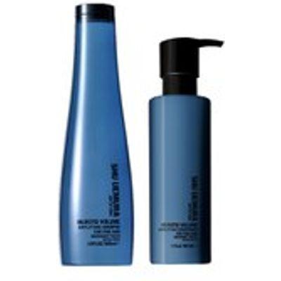 Shu Uemura Art of Hair Muroto Volume Pure Lightness Shampoo (300ml) and Conditioner (250ml)