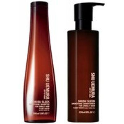 Shu Uemura Art of Hair Shusu Sleek Shampoo (300ml) and Conditioner (250ml)