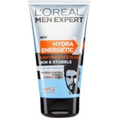 L'Oréal Paris Men Expert Skin & Stubble Purifying Wash