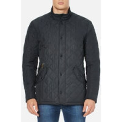 Barbour Men's Chelsea Sportsquilt Jacket - Navy - XXS - Navy