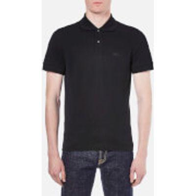 BOSS Green Men's C-Firenze Polo Shirt - Black - XL - Black