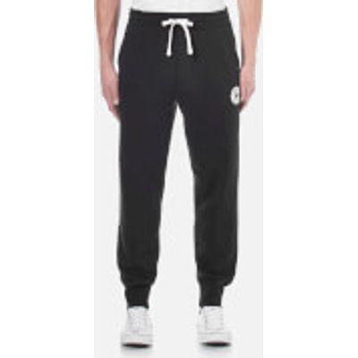 Converse Men's Rib-Cuff Pants - Converse Black - S - Black