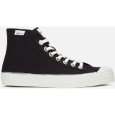 Novesta Men's Star Dribble Trainers - Black - UK 9 - Black