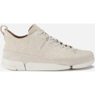 Clarks Originals Men's Trigenic Flex Shoes - White - UK 7 - White