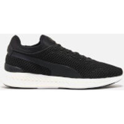4056206383252   Puma Men s Ignite Sock Knit Running Trainers   Puma Black Puma White   UK 7 EU 40 5 Store