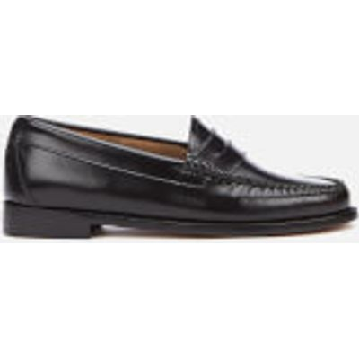 Bass Weejuns Women's Penny Leather Loafers - Black - UK 3 - Black