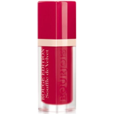 Bourjois Rouge Edition Souffle de Velvet Lipstick (Various Shades) - Ravie En Rose
