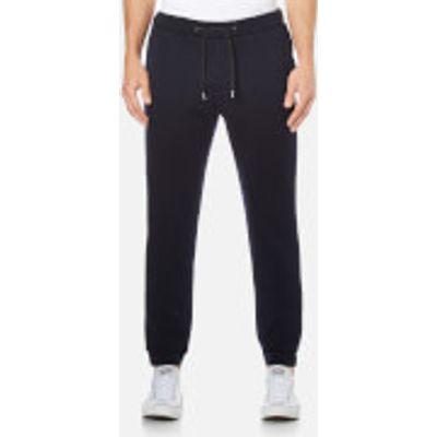 MSGM Men's Jogging Pants - Navy - S - Black