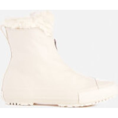 Converse Women's Chuck Taylor All Star Hi Rise Shroud Boots - Cream - UK 7 - Cream