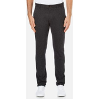 Selected Homme Men's Harval Slim Pants - Dark Grey - W36/L32 - Grey