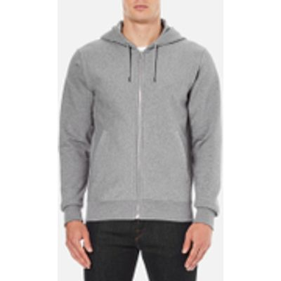 PS by Paul Smith Men's Hooded Zip Through Hoody - Grey - M - Grey