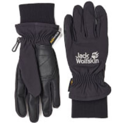 Jack Wolfskin Women's Flexshield Gloves - Black - L - Black