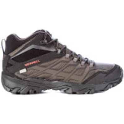 Merrell Men's Moab FST Ice Thermo Boots - Black - UK 7 - Black