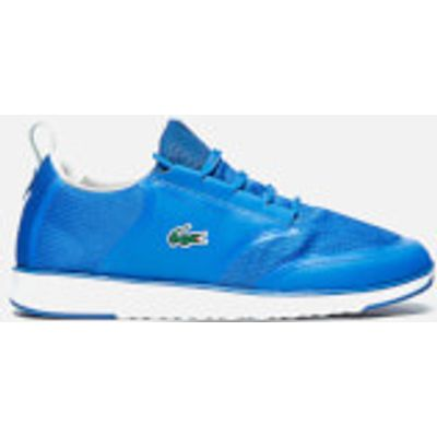Lacoste Men's L.ight LT12 SPM Runner Trainers - Blue/Blue - UK 7 - Blue