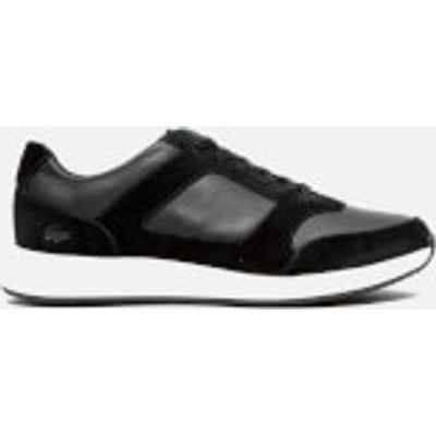 Lacoste Men's Joggeur 116 1 CAM Trainers - Black - UK 7 - Black