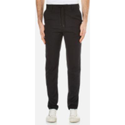 KENZO Men's Tech Wool Drawstring Trousers - Black - XL - Black