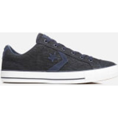 Converse Men's CONS Star Player Ox Trainers - Obsidian/Athletic Navy/White - UK 7 - Blue