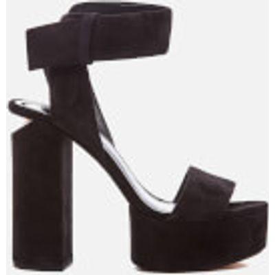 Alexander Wang Women's Keke Platform Heeled Sandals - Black - EU 36/UK 3 - Black