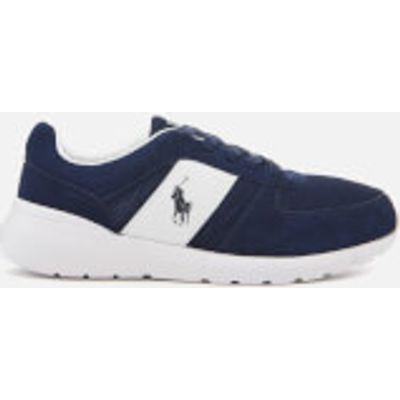 Polo Ralph Lauren Men s Cordell Runner Trainers   Newport Navy   UK 8   Blue - 3614711998234